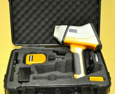 Neuf Hitachi Oxford Geo Expert Xmet 8000 Xrf Analyseur Alliage or Exploitation