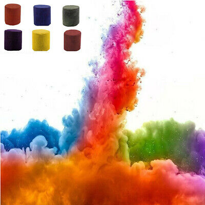 Smoke Cake Smoke Effect Show Round Bomb Colorful Stage Photography Aid Toy Gifts