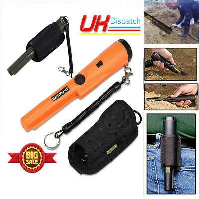 GP-POINTER Pinpointer Pin Pointer Probe Metal Detector Automatic Tuning Holster