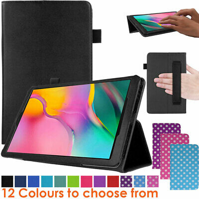 "for Samsung Galaxy Tab A 10.1"" 2019 SM-T510 T515 Leather Flip Case Stand Cover"