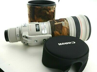 Canon EF 500 mm F 4 L IS USM, GUT