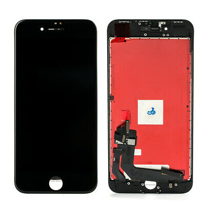 Replacement LCD Display and Touch Screen Digitizer Assembly for iPhone 8 & 8Plus