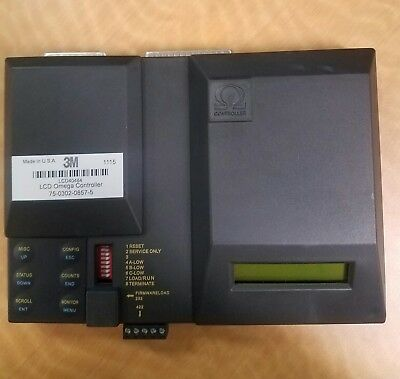 Refurbished FAPD / G90 Series LCD Omega Controller - Federal ADP / 3M - 53-18435