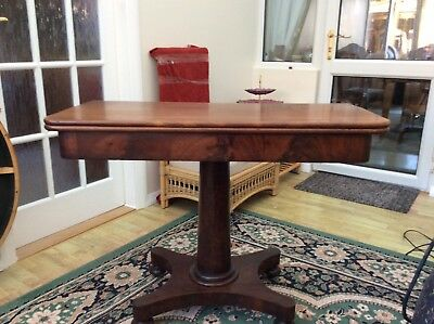 Victorian Folding Table
