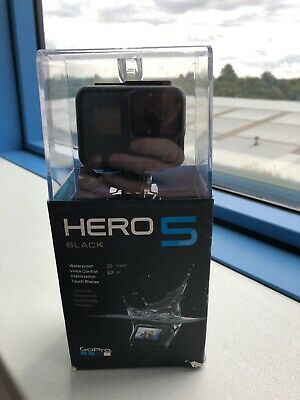 Go Pro Hero 5 black VGC, huge bundle with double charger + Extras