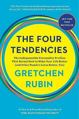 The Four Tendencies : The Indispensable Personality Profiles That...  (NoDust)