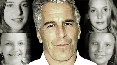 Jeffrey Epstein - Perversion of Justice, The Devil of Little St James on DVD