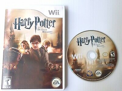 Harry Potter and the Deathly Hallows: Part 2 (Nintendo Wii) TESTED