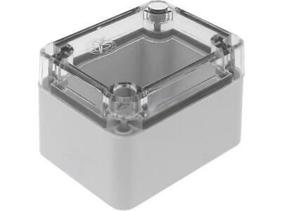 PCT050705 Enclosure multipurpose EURONORD X50mm Y65mm Z45mm grey FIBOX
