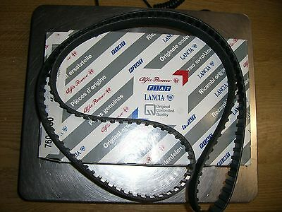 Zahnriemen Timing Belt Lancia Delta Integrale 16V, 145 Zähne Teeth 7604580