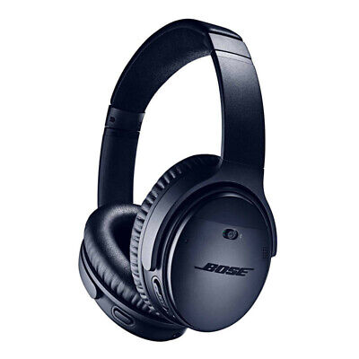 Be Alone Forever! Bose QuietComfort QC 35 II Limited Edition Blue headphones