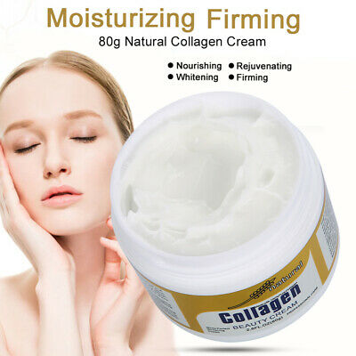 COLLAGEN & ELASTIN SKIN CREAM Firming Face Care Anti Aging Wrinkle