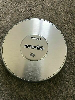 PHILIPS JOGPROOF DISC PLAYER-MODEL AX2330/00 / Tested Working - FREE POST..