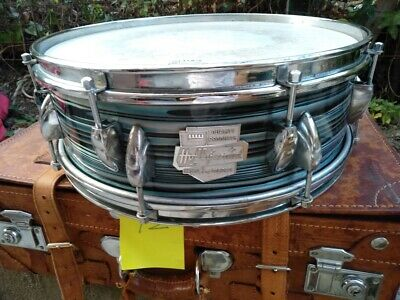 Meazzi Hollywood Vedette Rullante 14X5 Vintage Snare  Drum Meazzi Hollywood