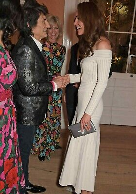 photo 10*15cm 4x6 INCH  KATE MIDDLETON et rolling stones (1316)