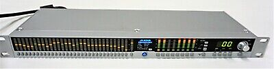 Alesis DEQ-830 8 Channel Programmable Digital Graphic Equalizer EQ - NICE!