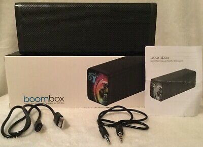 boombox Bluetooth Speaker - New