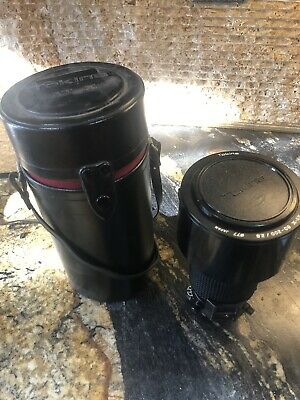 Tokina AT-X PRO 828 80-200mm f/2.8 MF SD AF IF FE Lens For Nikon