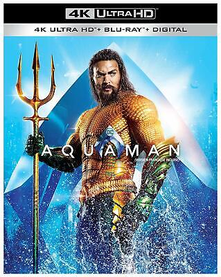 Aquaman 4K ( 4K UHD/Blu-ray/Digital )
