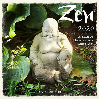 Zen 2020 Square Wall Calendar by Workman