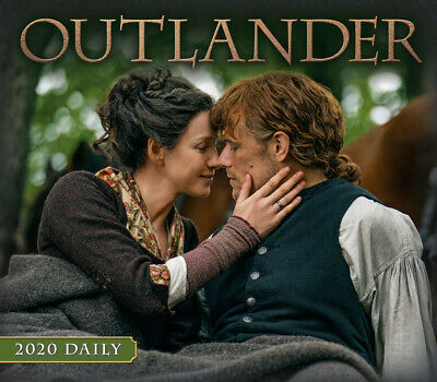 Outlander 2020 Boxed Calendar by Browntrout