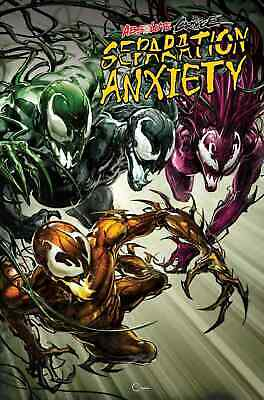Absolute Carnage Separation Anxiety 1 1:50 Clayton Crain Variant Nm