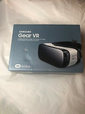 Samsung Gear VR Headset for Galaxy S7/S7 Edge, Note5, S6 Edge+/S6/S6 Edge