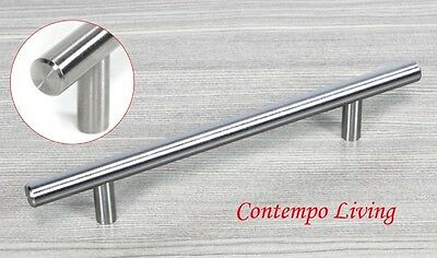 Doe-het-zelf 10 Solid 8-7/8 Euro Bar Kitchen Cabinet Handles ...