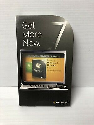 Microsoft Windows 7 Ultimate Anytime Upgrade from Home Premium