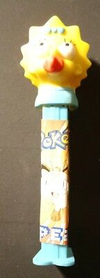 The Simpsons Maggie PEZ Dispenser vintage collectable Character toys