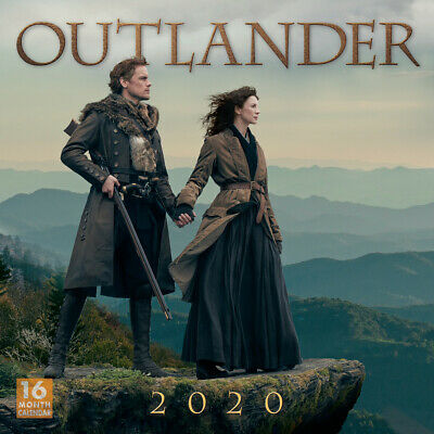Outlander 2020 Square Wall Calendar by Browntrout