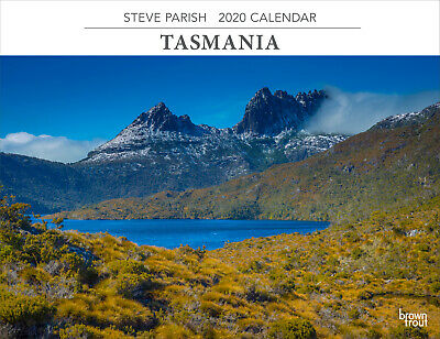 Tasmania Steve Parish 2020 Horizontal Wall Calendar by Browntrout