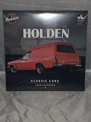 Classic Holden Cars 2020 Mini Wall Calendar by Browntrout