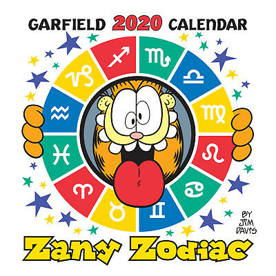 Garfield 2020 Mini Wall Calendar