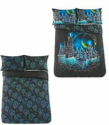Harry Potter - Great Hall - Reversible Double Duvet Set   (Brand New In Pack)