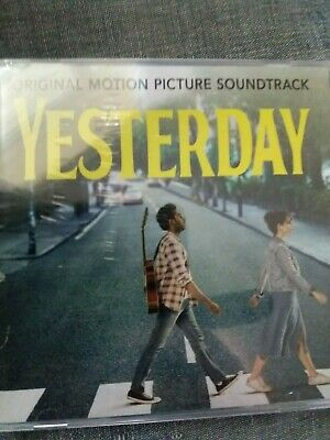 Yesterday Original Motion Picture Soundtrack CD BNMIP NEW