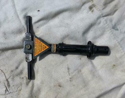 Shoprider Wispa Mobility Scooter Front Axle Fork Steering Shaft Assembly