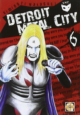 484713 Libri Detroit Metal City #06 627961