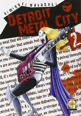 482712 Libri Detroit Metal City #02 625660