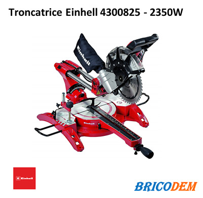 Troncatrice radiale Einhell TH-SM 2534 Dual 4300825