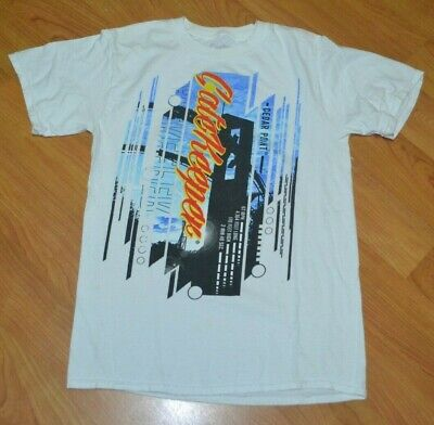 Cedar Point Sandusky OH Gatekeeper Roller Coaster Amusement Park T Shirt Small