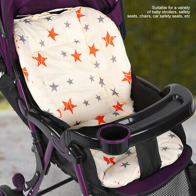 Baby Stroller Cushion Soft Baby Car Pram Pad Kids Cart Seat Cotton Chair Mat