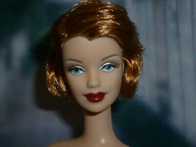 Barbie Titian Hollywood Glamour Retro 1940's Look ~ Newly Unboxed~ Free U.S Ship