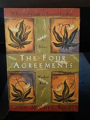 The Four Agreements (Paperback) by Don Miguel Ruiz. B6