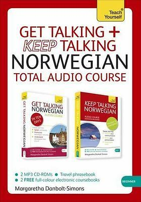 Get Talking and Keep Talking Norwegian Total Audio Course: The essential short c