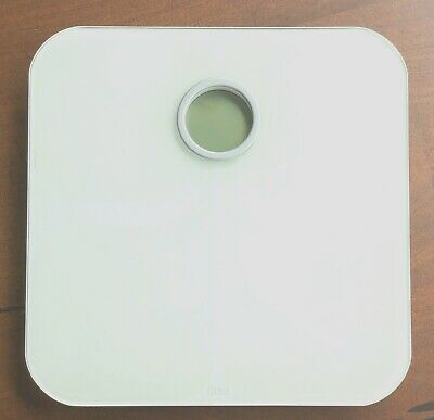 FITBIT ARIA (WHITE) Wi-Fi WIRELESS SMART SCALE FB201W EXCELLENT CONDITION!!