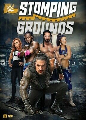 WWE: Stomping Grounds 2019 [New DVD] 2 Pack, Ac-3/Dolby Digital, Amaray Case,