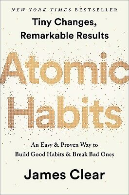 Atomic Habits : An Easy And Proven Way To..... by James Clear PDF ePUB  MOBI  #1