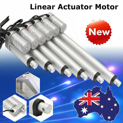 Linear Actuator 750N 75KG 12V DC Electric Motor 50-450mm for Auto Door