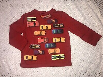 Baby Boy Long Sleeve Top 12-18 Months 🚗 Excellent Condition 🚗
